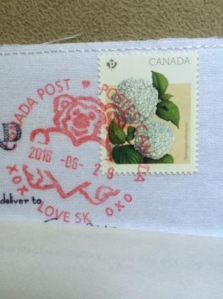June love stamp