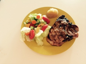 garlic-and-ginger-pork-chops